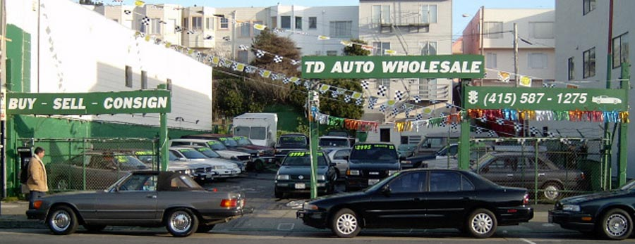 Used Cars San Francisco >> Td Auto Used Cars Bay Area